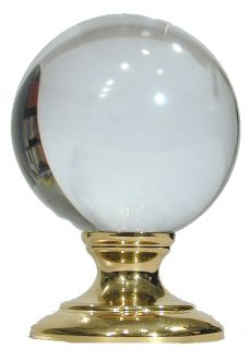 A crystal ball to wish for anything!