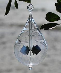 Take a look at this Glass Raindrop Radiometer today!