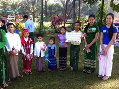 International convention Myanmar 2014