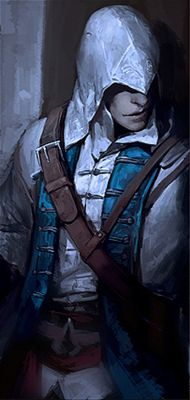Connor Assassin's Creed III