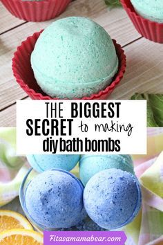 Diy bath bombs make an easy and thoughtful homemade gift. They're an all natural recipe using essential oils and sometimes real herbs #diy #homemade #easydiy #bathbombs #diygift #essentialoils #selfcare #homemadegift Bath Bomb Recipes, Soap Recipes, Beeswax Recipes, Diy Spa, Diy Décoration, Dyi, Easy Diy, Homemade Gifts, Homemade Beauty