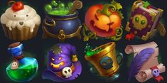 Icons by lepyoshka