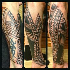 "@jeroen franken's photo: ""Cover up on david, old tribal new tribal"""