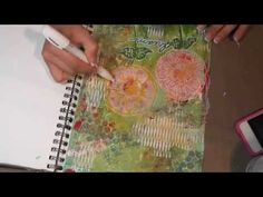 Start a New Art Journal for the Freedom of it! - YouTube