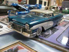 57 Ford Ranchero