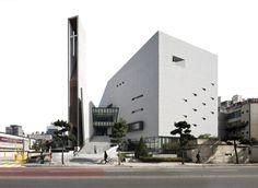 Onnuri Methodist Church / JUNGLIM Architecture