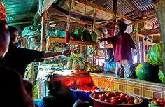 Market in Juba, South Sudan.