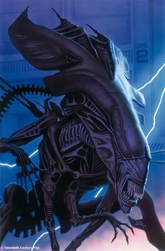 Alien Vs Predator, Alien 2, Aliens Movie, Aliens And Ufos, Cool Pictures To Draw, Alien Life Forms, Alien Design, Alien Concept Art, Movie Poster Art