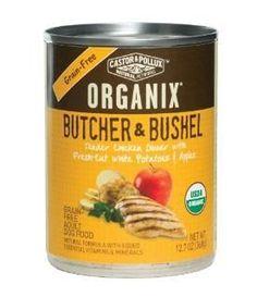 Castor & Pollux Butcher Bushel Chicken, Potato & Apple 12/12.7 oz.