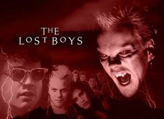 One of my fav vampire movies of all time! The Lost Boys Lost Boys Soundtrack, Lost Boys Movie, The Lost Boys 1987, Love Movie, Movie Tv, Scary Movies, Old Movies, Great Movies, Horror Movies