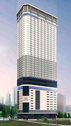 Victoria De Valenzuela – New San Jose Builders – Metro Manila Hills Communities Manila, Badminton Court, Victoria, Olympics, Skyscraper, Condo, Spa, The Unit, City
