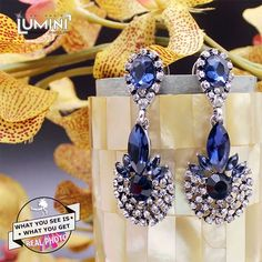 These studdning crystal sea urchin dangling earrings are now available in blue and green. . Follow us -> @all.things.charmed @all.things.charmed . Ready to ship! See more designs -> Visit our website or Whatsapp us at 91 8882 80 8883 . Link to website is in bio  .  PayTM  All Debit cards Credit cards  Bank Transfer UPI  Free courier delivery  Shipped by courier with online tracking  COD is available . #onlineshoppingindia #fashionindia #indiashopping #fashionlovers #golden…