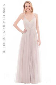 Revelry - Penelope Dress, $150.00 (http://wedding.shoprevelry.com/Revelry-bridesmaid-dress-tulle-penelope-maxi-dress/)