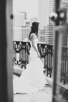 Iconic Bellevue Hotel Wedding by Lauren Fair » The Black Tie Bride