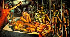 David Alfaro Siqueiros: expresiones de fuerza y libertad | Cultura Colectiva - Cultura Colectiva