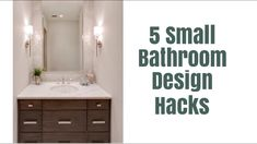 5 Professional Tips to help you get the best out of your small bathroom. Let me show you how to make your small bathroom beautiful and functional. Interior Design Work, Interior Design Services, Bathroom Hacks, Small Bathroom, Dublin, Design Ideas, Youtube, Small Shower Room, Youtubers