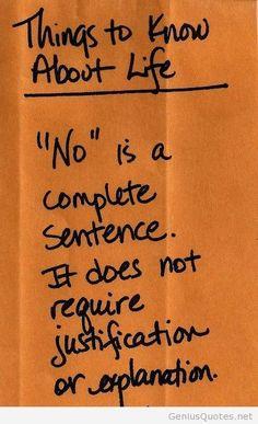 Imagen de quote, no, and life