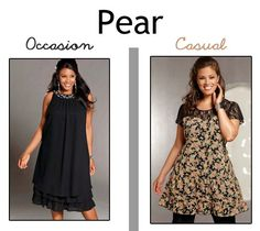 Dresses for pear shaped bodies plus size