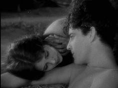 Renee Adoree and Ramon Novarro in The Pagan (WS Van Dyke, 1929)