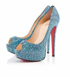 Seven #Wedding #shoes for the #bridetobe on MarryMeMetro.com. Wedding shoes from Christian Louboutin, BHDLN, ModCloth, DSW, TOMS, UGG Australia andthe Colorifics at David's Brudal