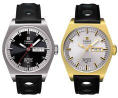 Tissot Heritage PR 516 watch