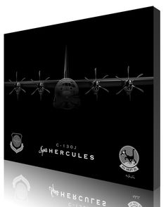 Share Squadron Posters for a 10% off coupon! C-130J 41st AS Little Rock AFB Jet Black Lithograph #http://www.pinterest.com/squadronposters/