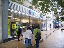 British Home Stores was founded in 1928..  The first store opened in Brixton,[5] but by 1929 the price limit had been lifted to five shillings to allow the business to offer more goods.[10] The business expanded by opening further branches, all offering small cafeterias and grocery departments, and in 1933 the business went public. After the war, the business continued to grow, and by the end of the 1960s had 94 stores nationwide.