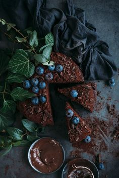 cake, chocolate, and sweets εικόνα