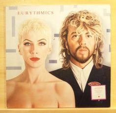 EURYTHMICS - Revenge - near mint - Vinyl LP Thorn in my Side When tomorrow comes