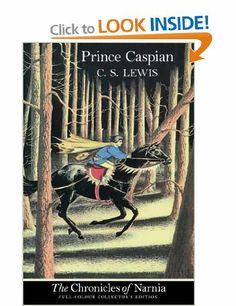 Prince Caspian (The Chronicles of Narnia, Book 4): Amazon.co.uk: C. S. Lewis, Pauline Baynes: Books