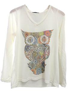 Blusa De Tricô com Estampa Exclusiva TUSE  #moda #atacado #estampadigital #lookdodia #blogdemoda #privatelabel