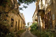 Abandoned cities of Turkish Cyprus. #Revolution
