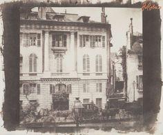 A street in Paris (1843)