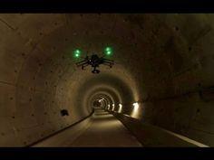 Met een drone zijn filmmakers van Studio Mad door de Noord/Zuidlijn tunnel gevlogen. Meer info over dit filmpje: http://www.hierzijnwij.nu/nieuws/vliegen-doo...
