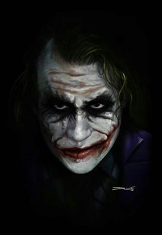 Heath Ledger's Joker will always be the best performance of the Joker in my opinion.