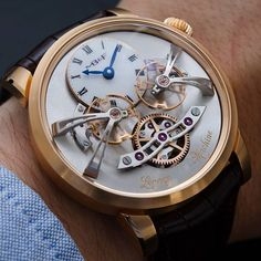 Ending a fabulous day with a fabulous watch: MB&F Legacy Machine 2. @mbandf #legacymachine