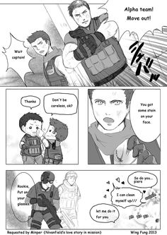 Nivanfields love story in mission by wingfung521.deviantart.com on @deviantART