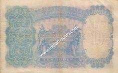British India Bank Notes - Si no 396781