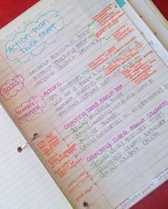 How to take notes off a textbook!