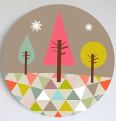 Browse all products in the cuadros redondos-circle wall art category from Haciendo el Indio. Kindergarten Interior, Nursery Art, Classroom Decor, Illustration, Scandinavian, Kids Room, Flora, How To Draw Hands, Diagram