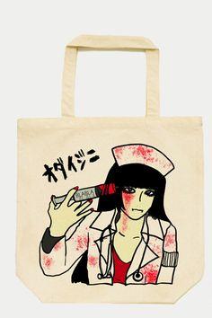 Nurse Tote Bag - blablahospital