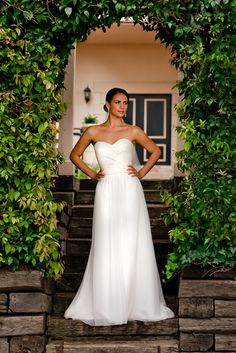 silky flowing wedding dresses 2013 | This beautiful dress is from The Grace Collection. Available in sizes ...