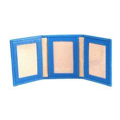 Tri-Fold Mini Triple Photo Frame