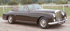 1963 Bentley S2 Continental Drophead Coupé by H.J. Mulliner