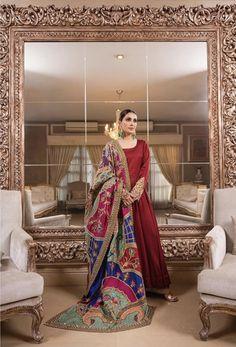 Pakistani Fashion Party Wear, Pakistani Formal Dresses, Desi Wedding Dresses, Pakistani Wedding Outfits, Indian Fashion Dresses, Dress Indian Style, Pakistani Dress Design, Indian Designer Outfits, Bridal Outfits