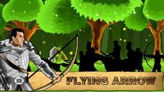 Flying Arrow Action Game