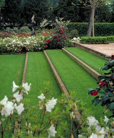 Houston Southern Estate - traditional - landscape - houston - McDugald-Steele Landscape Architects                                                                                                                                                                                 More