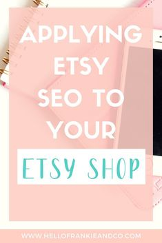 Not sure what Etsy SEO is and how it applies to your shop? Learn what Etsy SEO is, what it does for your shop, and how you can implement the foundational practice with your everyday operations. Craft Business, Business Tips, Business Marketing, Business Planning, Creative Business, Starting An Etsy Business, Etsy Seo, What Is Seo, Opening An Etsy Shop
