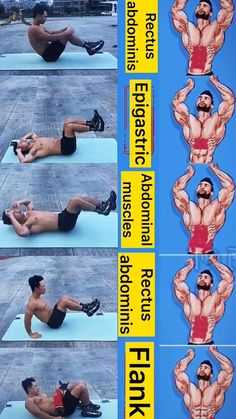 Abs And Cardio Workout, Abs Workout Video, Gym Workouts For Men, Calisthenics Workout, Abs Workout Routines, Gym Workout For Beginners, Gym Workout Tips, Workout Challenge, Abdominal Exercises