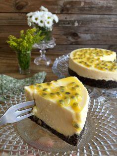 menudochef | Torta Mousse de Maracujá